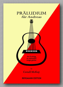 McKay, Präludim für Andreas - preview of the cover