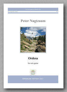 Nagtzaam, Ordesa - preview of the cover
