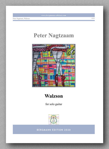Peter Nagtzaam, Walzson - preview of the cover