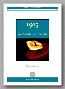 1915 by José Antonio Guerrero Ortiz - preview of the cover
