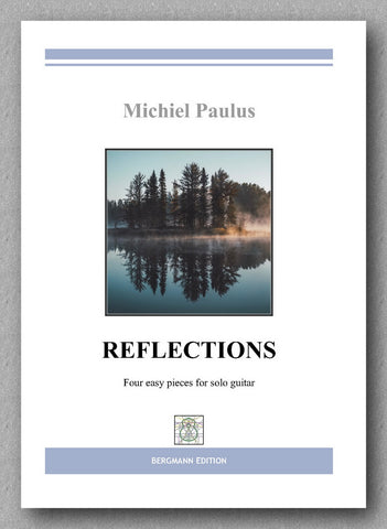 Paulus, Relflections - preview of the cover