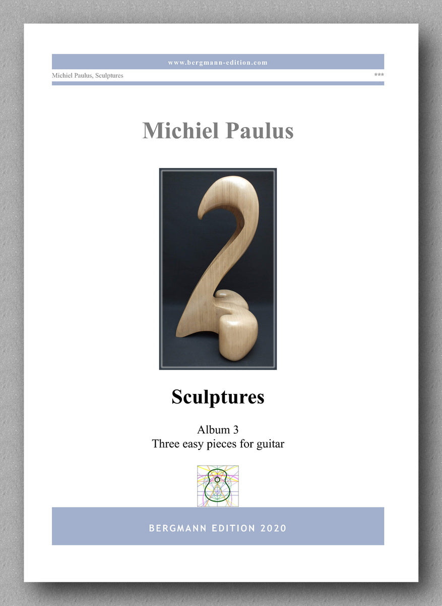 Paulus, Sculptures, Album 3, preview of the cover