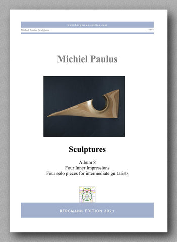 Paulus, Sculptures, Album 8 - cover