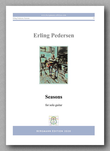 Erling Pedersen, Seasons - preview of the cover