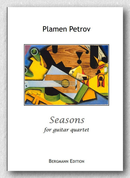 Plamen Petrov, Seasons