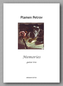 Petrov, Memories - Cover