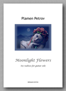 Moonlight Flowers by Plamen Petrov  - cover