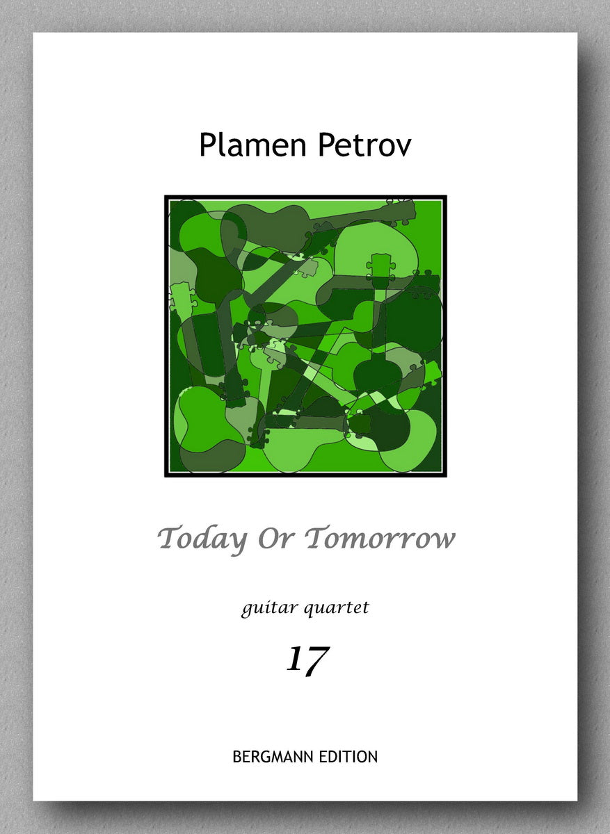 Petrov, Today Or Tomorrow - cover