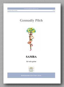 Gennadiy Pilch, Samba - Preview of the cover