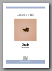 Pujol, Oasis - preview of the cover