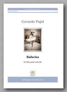Gerardo Pujol, Bailarina - preview of the cover