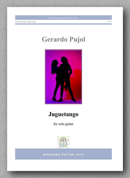Gerardo Pujol, Juguetango - preview of the cover