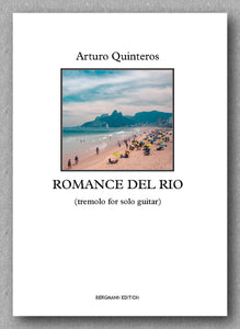 Romance del Rio by Arturo Quinteros - preview of the cover