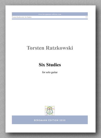 Ratzkowski, Six Studies, cover