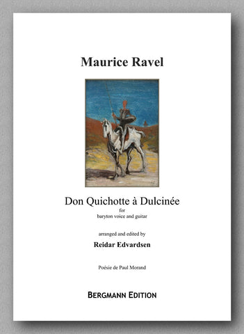 Ravel, Don Quichotte à Dulcinée