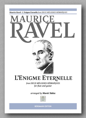MAURICE RAVEL - L'ENIGME ETERNELLE - preview of the cover