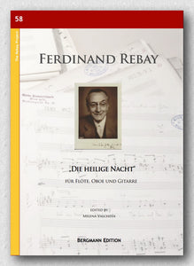 Rebay [058], Die heilige Nacht - Preview of the cover.
