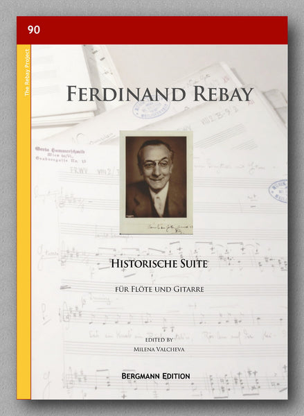Rebay [090], Historische Suite - preview of the cover