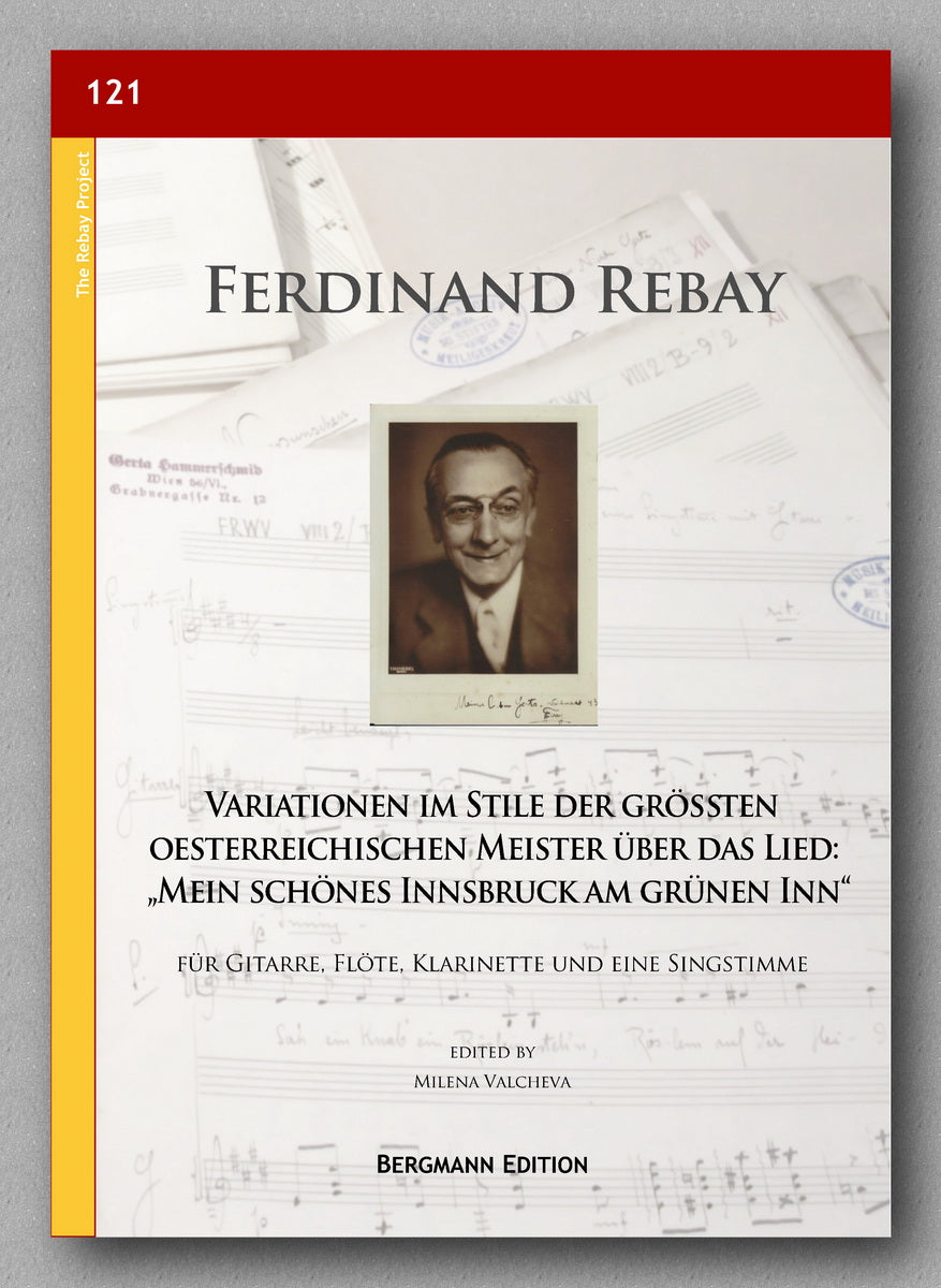 Rebay [121], Variations - preview of the cover