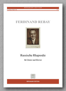 Rebay [145], Russische Rhapsodie - preview of the cover