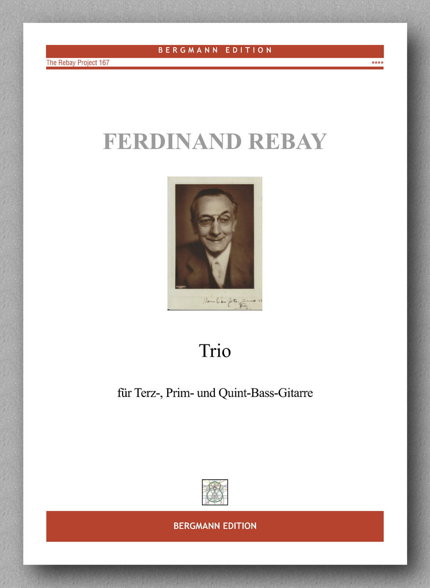 Rebay [167], Trio - cover