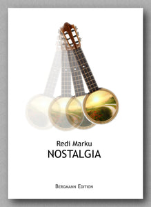 Marku, Nostalgia - Preview of the cover