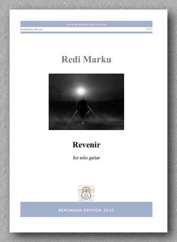 Revenir by Redi Marku - preview of the cover