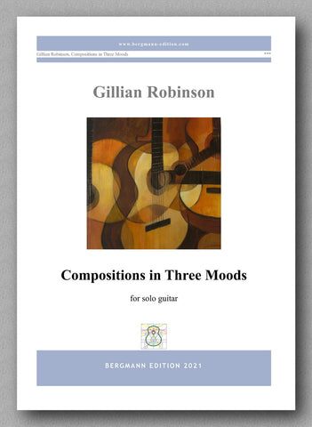 Robinson, Compositions in Three Moods - cover