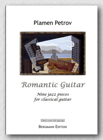 Plamen Petrov, Romantic Guitar
