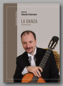 Gioachino Rossini, La Danza - preview of the cover
