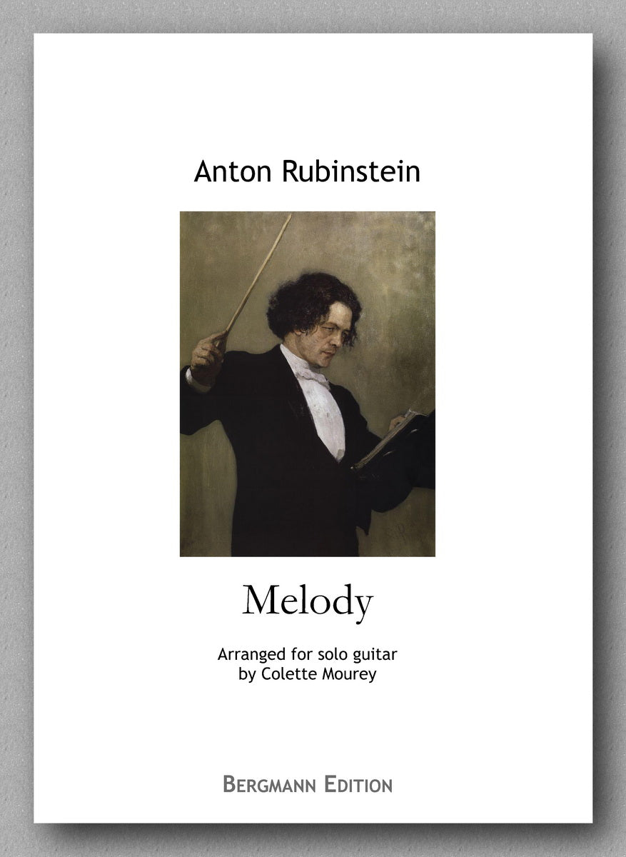 Mourey-Rubinstein, Melody - preview of the cover