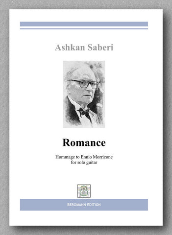 Saberi, Romance - preview of the cover