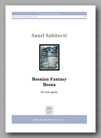 Sabitovic, Bosnian Fantasy - Bosna - cover
