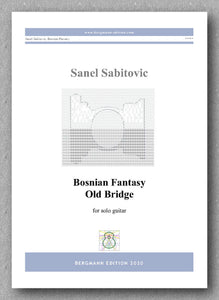 Sanel Sabitovic, Bosnian Fantasy - preview of the cover