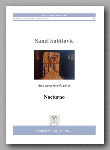 Sanel Sabitovic, Nocturno - preview of the cover