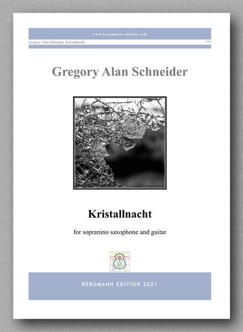 Kristallnacht by  Gregory Alan Schneider - cover
