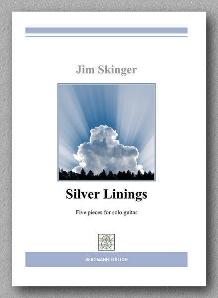 Jim Skinger, Silver Linings - preview of the cover
