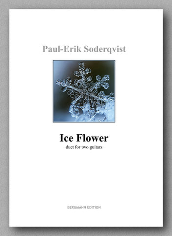Söderqvist-Ice Flower - preview of the cover