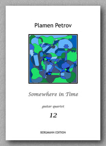Petrov, Somewhere in Time - Preview of the cover