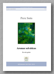 Pere Soto, Aromas selváticas - preview of the cover