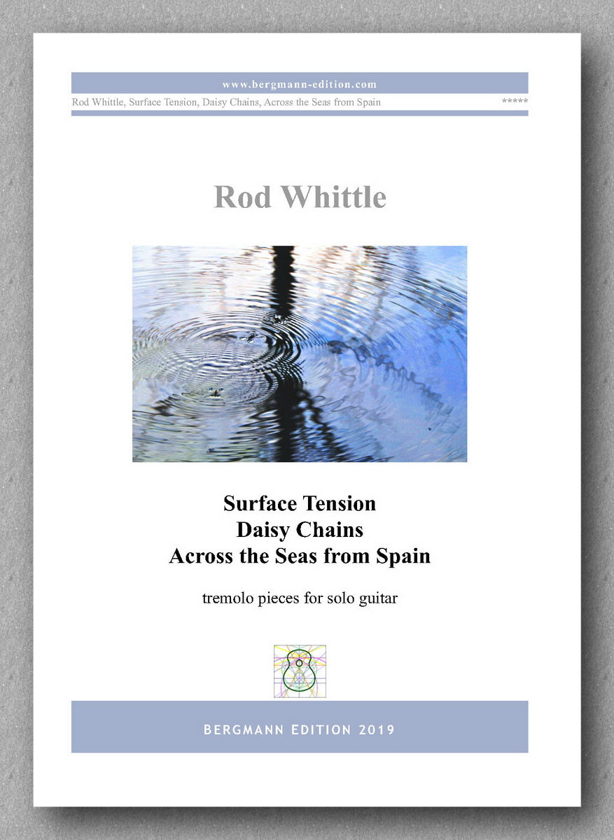 Whittle, Surface Tension - preview of the cover