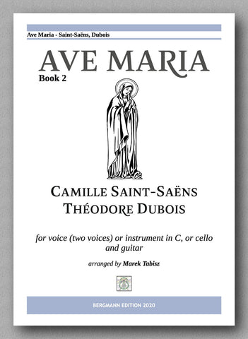 Tabisz, Ave Maria, Book 2