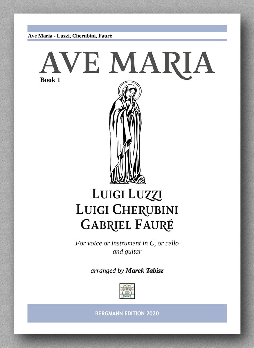 Tabisz, Ave Maria, Book 1 - cover