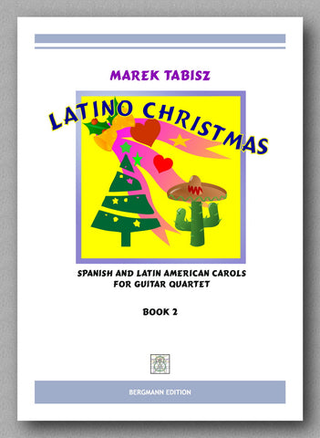 Tabisz, Latino Christmas 2 - preview of the cover