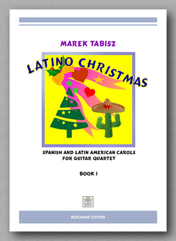 Tabisz, Latino Christmas 1 - preview of the cover