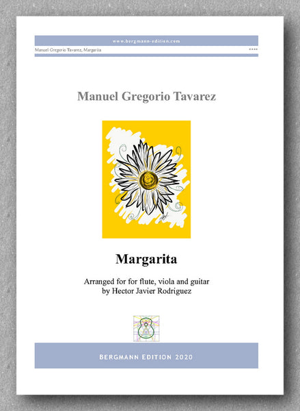 Margarita by Manuel Gregorio Tavarez - preview of the cover