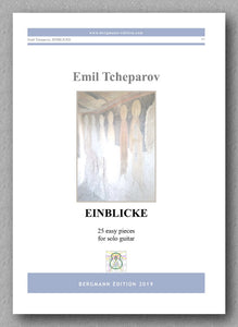 Emil Tcheparov, Einblicke - preview of the cover