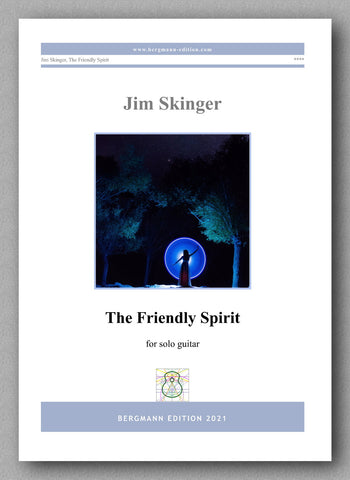Skinger, The Friendly Spirit - Cover