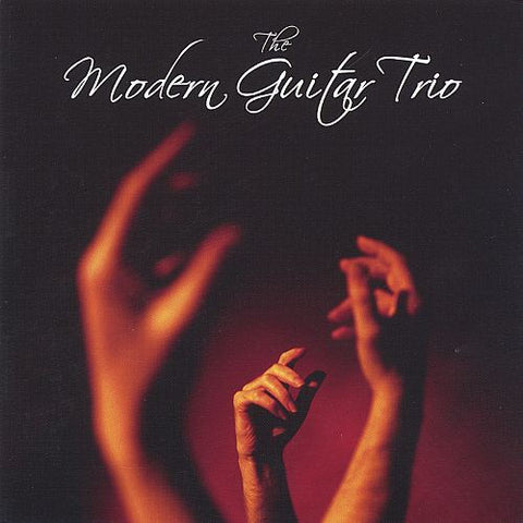 The Modern Guitar Trio (CD)