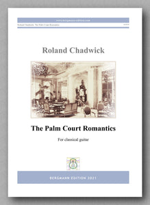Chadwick, The Palm Court Romantics - cover